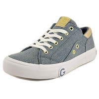 G by Guess Womens Chai3 Low Top Lace Up Fashion Sneakers
