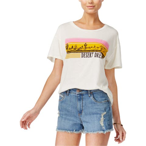 Junk Food Womens Desert Graphic T-Shirt