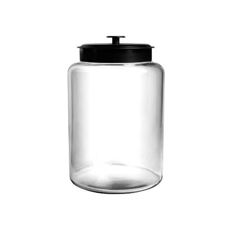 Anchor hocking 88908ahg17 montana jar w metal cvr 2.5gal