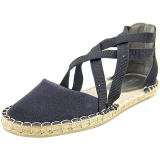Kenneth Cole Reaction How To Dance Women  Round Toe Canvas  Espadrille