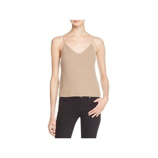 Theory Womens Formina Camisole Cashmere Knit