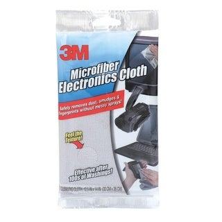 3M 9027 3M Scotch-Brite Electronics Cleaning Cloth - Polyester/Nylon