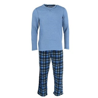 Hanes Men's Big and Tall Pajama Set