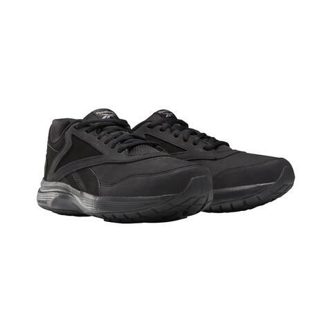 Reebok Walk Ultra Leather-Trim Sneaker