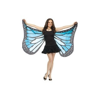 Soft Butterfly Wings, Butterfly Costume - One Size Fits Most