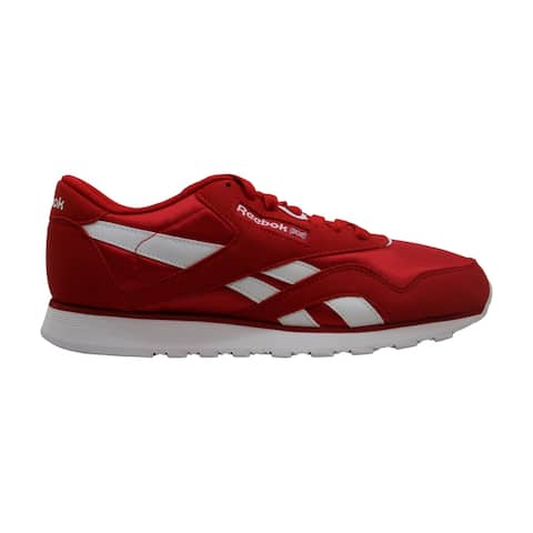 Reebok Womens cl nylon color Low Top Pull On Fashion Sneakers