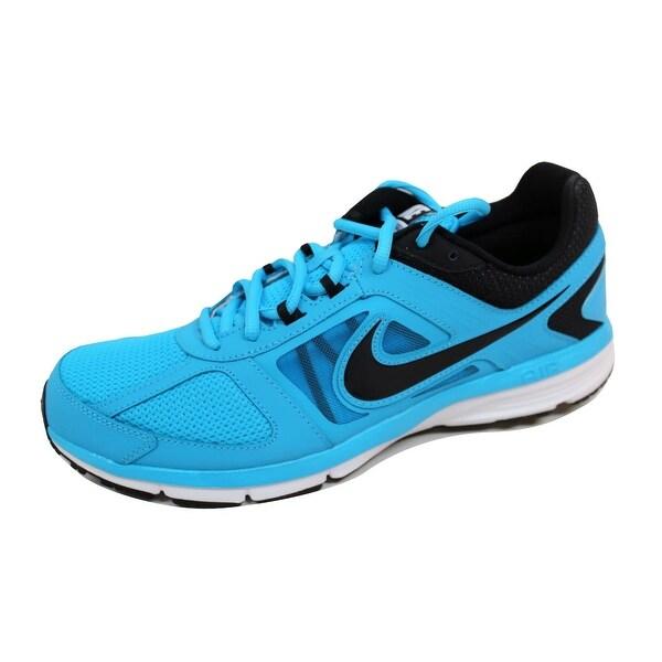 Nike Men's Air Relentless 3 Black/Black-Vivid Blue 616271-008
