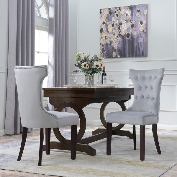 Dining Room Set For 2: Shop Belleze Premium Dining Chair Accent Living Room