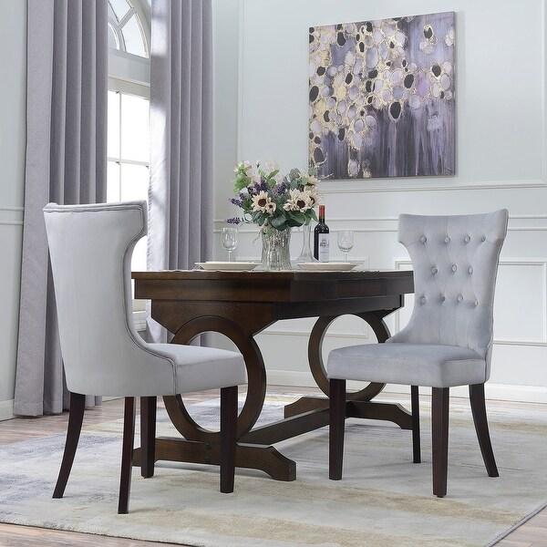 Shop Belleze Premium Dining Chair Accent Living Room