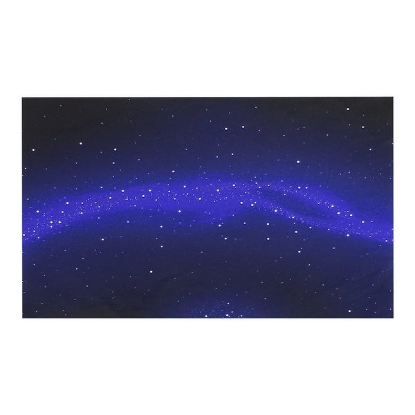 Unique Bargains 15.6 15 14 Galaxy Print Laptop Notebook Decal Sticker Cover Protector Skin