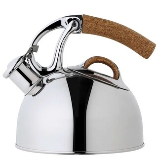 OXO Good Grips Anniversary Edition Uplift Tea Kettle (Polished Stainless Steel)