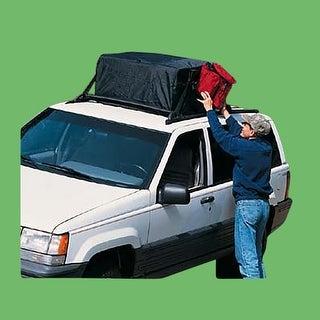 Car Rood Covers Black PVC Nylon Storage Unit