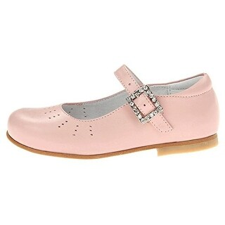 Kid Express Quinn Mary Janes Leather Dressy - 20