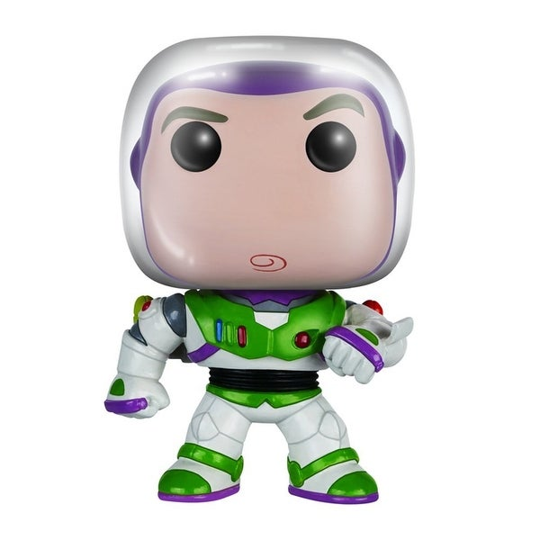 Toy Story Funko POP Vinyl Figure: Buzz Lightyear (New Pose)