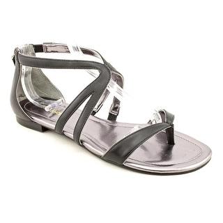 Enzo Angiolini Topaza Women Open Toe Leather Sandals