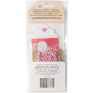 Sweet Sugarbelle Gift Tags-We Go Together: Baked With Love