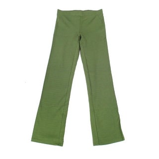 Iman NEW Olive Green Womens Size Small S Slim Perfect Ponte Pants