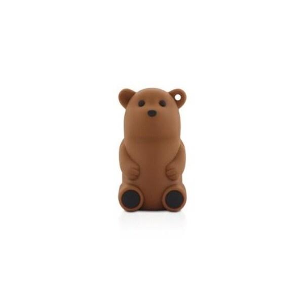 Bone Collection D11051BR 8 GB Brown Bear USB Drive