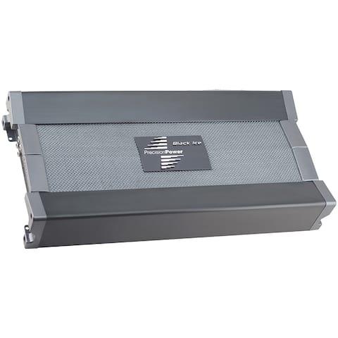 Precision power ice5000.1d precision power black ice class d amplifier 5000w max