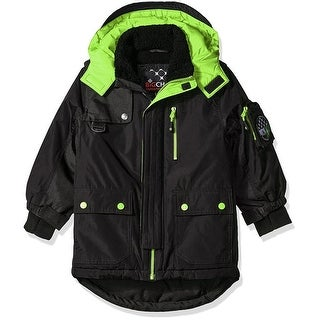 f12b79eb3 Shop Big Chill Little Girls 4-6X Heavyweight Snowboard Jacket - Free ...