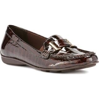 59fd3254fdc Buy Walking Cradles Women s Loafers Online at Overstock