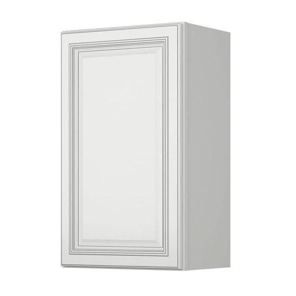 Shop Sunny Wood Slw1830 A Sanibel 18 X 30 Single Door Wall Cabinet