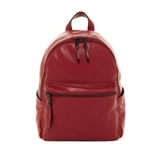French Connection Womens Perry Faux Leather Mini Backpack