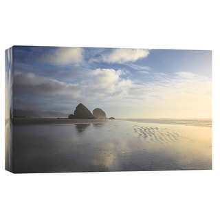 """PTM Images 9-102121  PTM Canvas Collection 8"""" x 10"""" - """"Lost in Amazement"""" Giclee Beaches Art Print on Canvas"""
