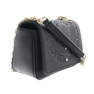 Versace EE1VOBBA2 E899 Black Shoulder Bag - 8-6-3.5