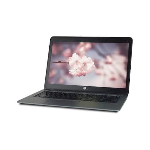 "HP EliteBook Folio 1040 G1 Core i5-4300U 8GB RAM 512GB SSD 14"" Windows 10 Pro (Refurbished)"