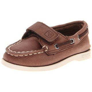 Sperry Authentic Original Hook & Loop Boat Shoe