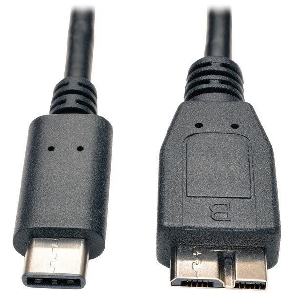 Tripp Lite U426-003 C-Male To B-Male Micro Usb 3.1 Cable, 3Ft