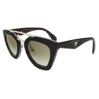 Prada PR014SS 2AU4M1 Havana Cateye Sunglasses