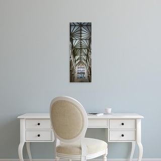 Easy Art Prints Panoramic Images's 'Church, St. Giles Cathedral, Royal Mile, Edinburgh, Scotland' Premium Canvas Art