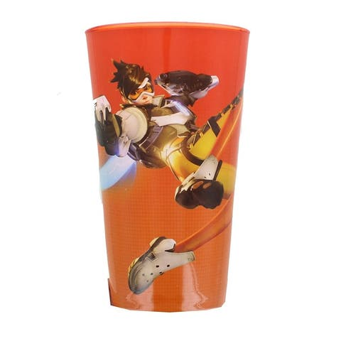 Overwatch Tracer Pint Glass - Multi