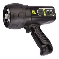 UK C8 eLED (L2), Box Dive Light Black DS