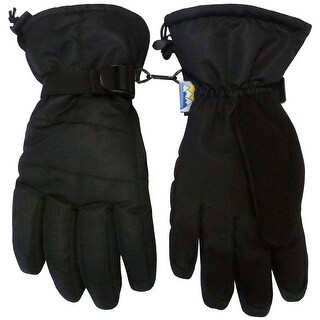 NICE CAPS Men's Thinsulate And Waterproof High Performance Winter Glove