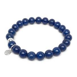 "Blue Jade Lucy 7"" Bracelet"