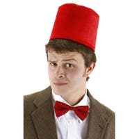 Elope Doctor Who Fez and Bowtie Kit - Red