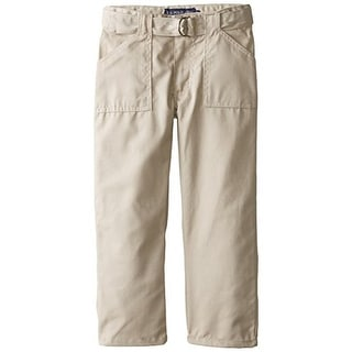U.S. Polo Assn. Girls Twill Chino Pants - 5