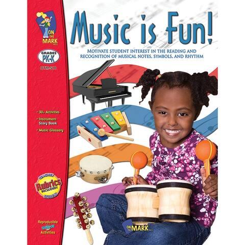 Music Is Fun Gr Pk-1