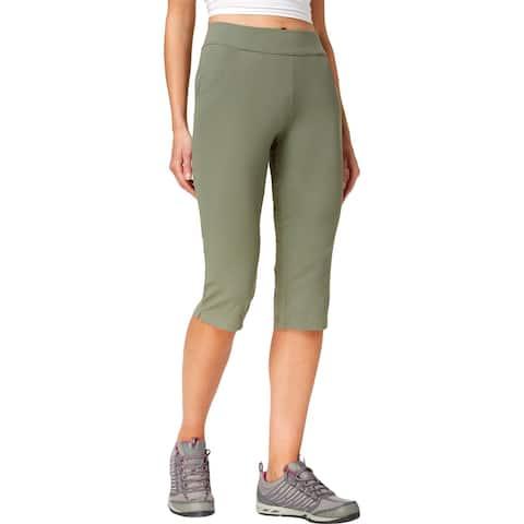 Columbia Womens Capri Pants Fitness Running