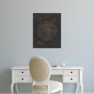 Easy Art Prints 's 'Costellazioni II' Premium Canvas Art