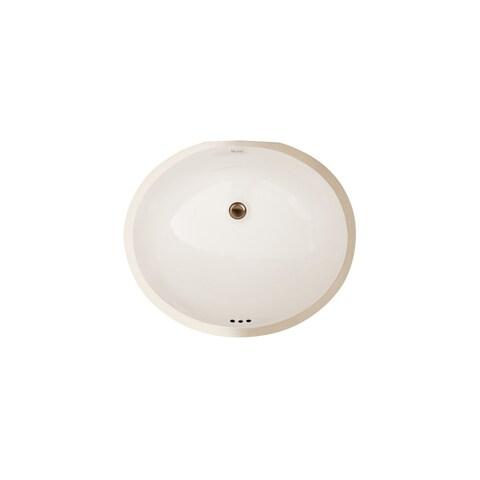 "Rohl FE2081 20-1/8"" Undermount Bathroom Sink"