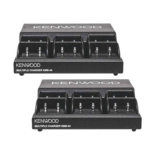 """MultiCharger (2-Pack) Six unit charger"""
