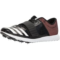Adidas Mens Adizero tj/pv Low Top Lace Up Running Sneaker
