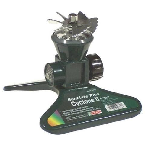 Orbit Cyclone II Rotating Sprinkler 58333N