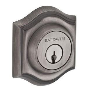 Baldwin SC.TAD Traditional Arch Single Cylinder Keyed Entry Deadbolt