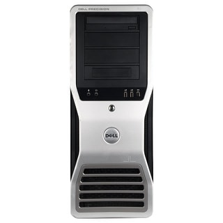 Dell Precision T7500 Workstation Tower Intel Xeon E5520 x2 2.26G 8GB DDR3 1TB Windows 10 Pro 1 Year Warranty (Refurbished)