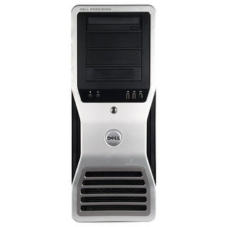 Dell Precision T7500 Workstation Tower Intel Xeon E5520 x2 2.26G 8GB DDR3 1TB NVS295 Windows 7 Pro 1 Year Warranty (Refurbished)